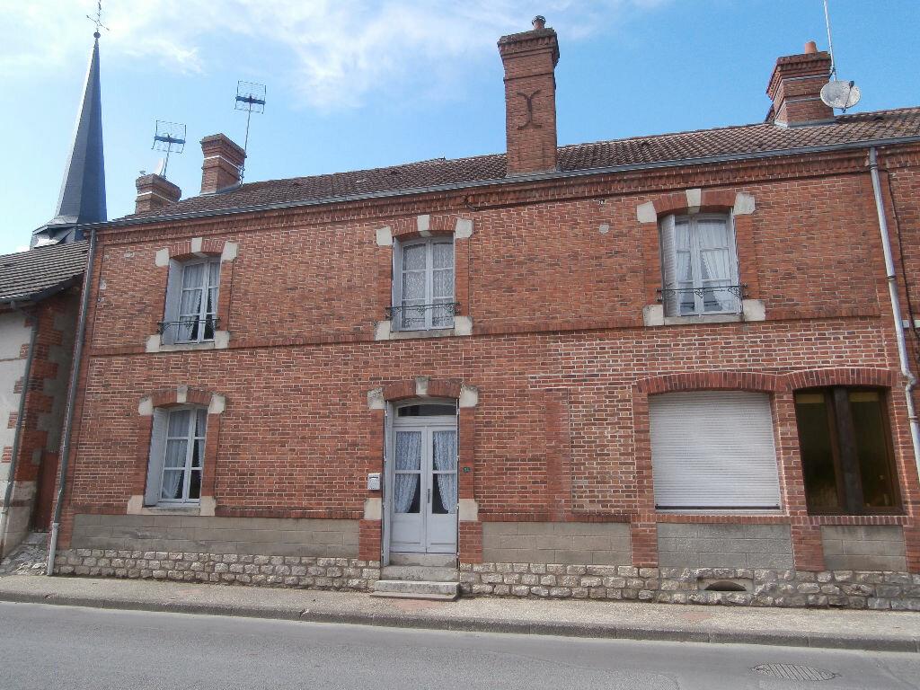 Maison à vendre 6 118m2 à Montrieux-en-Sologne vignette-1