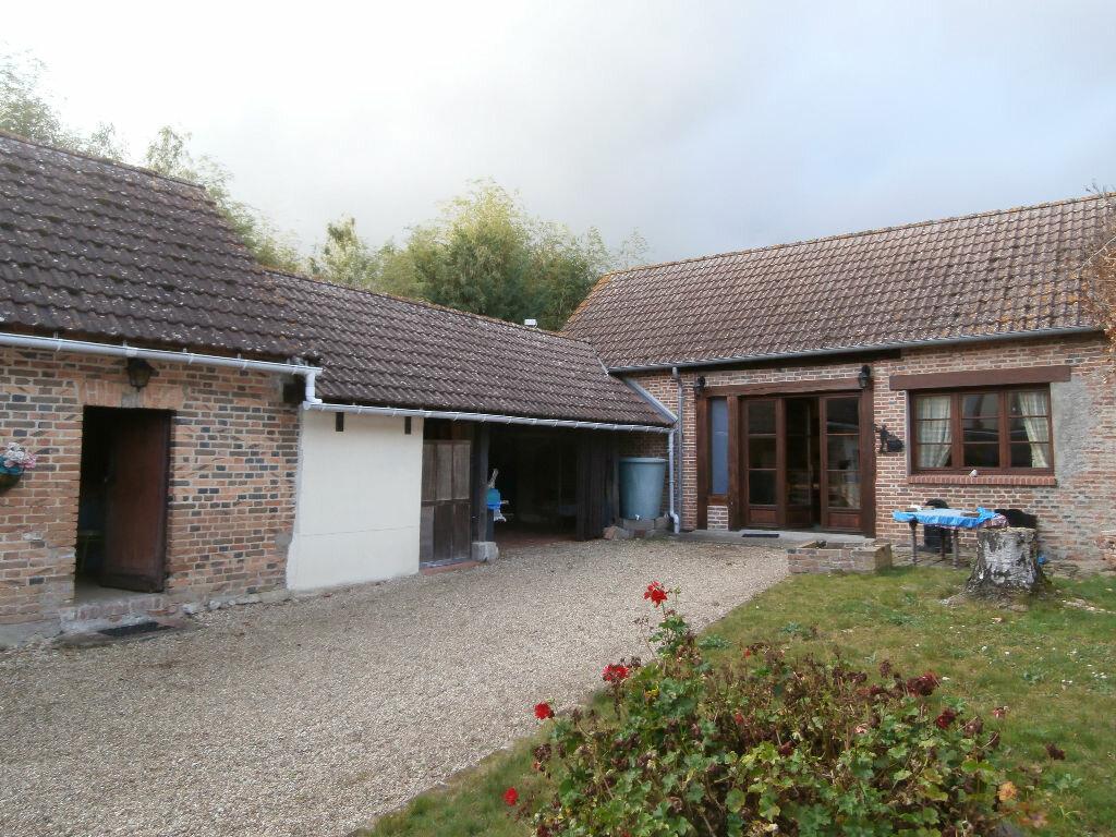 Maison à vendre 4 152m2 à Montrieux-en-Sologne vignette-1