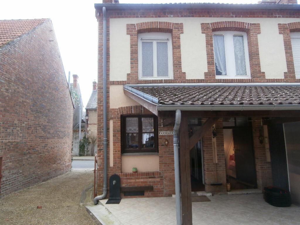 Maison à vendre 4 152m2 à Montrieux-en-Sologne vignette-2