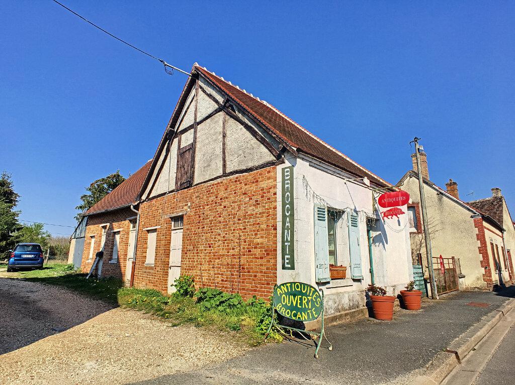 Maison à vendre 4 67.5m2 à Nançay vignette-1
