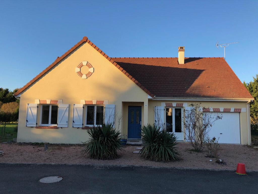 Maison à louer 5 95.83m2 à Selles-Saint-Denis vignette-1