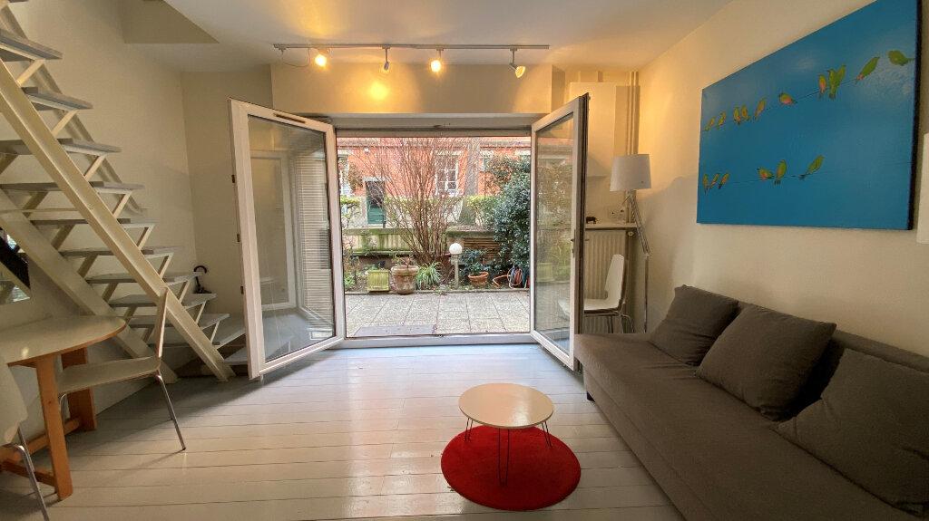 Appartement à louer 2 40m2 à Paris 12 vignette-3
