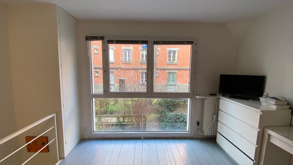 Appartement à louer 2 40m2 à Paris 12 vignette-7