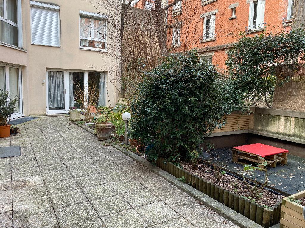 Appartement à louer 2 40m2 à Paris 12 vignette-8