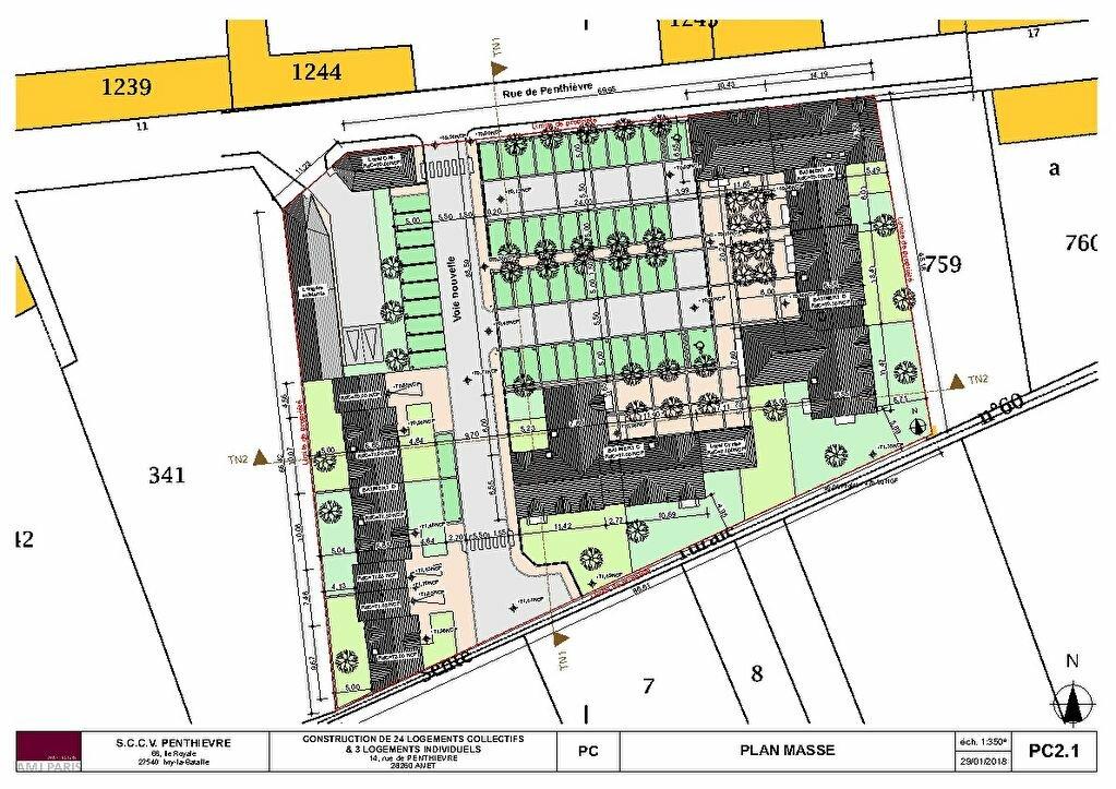 Appartement à vendre 3 71.19m2 à Anet vignette-5