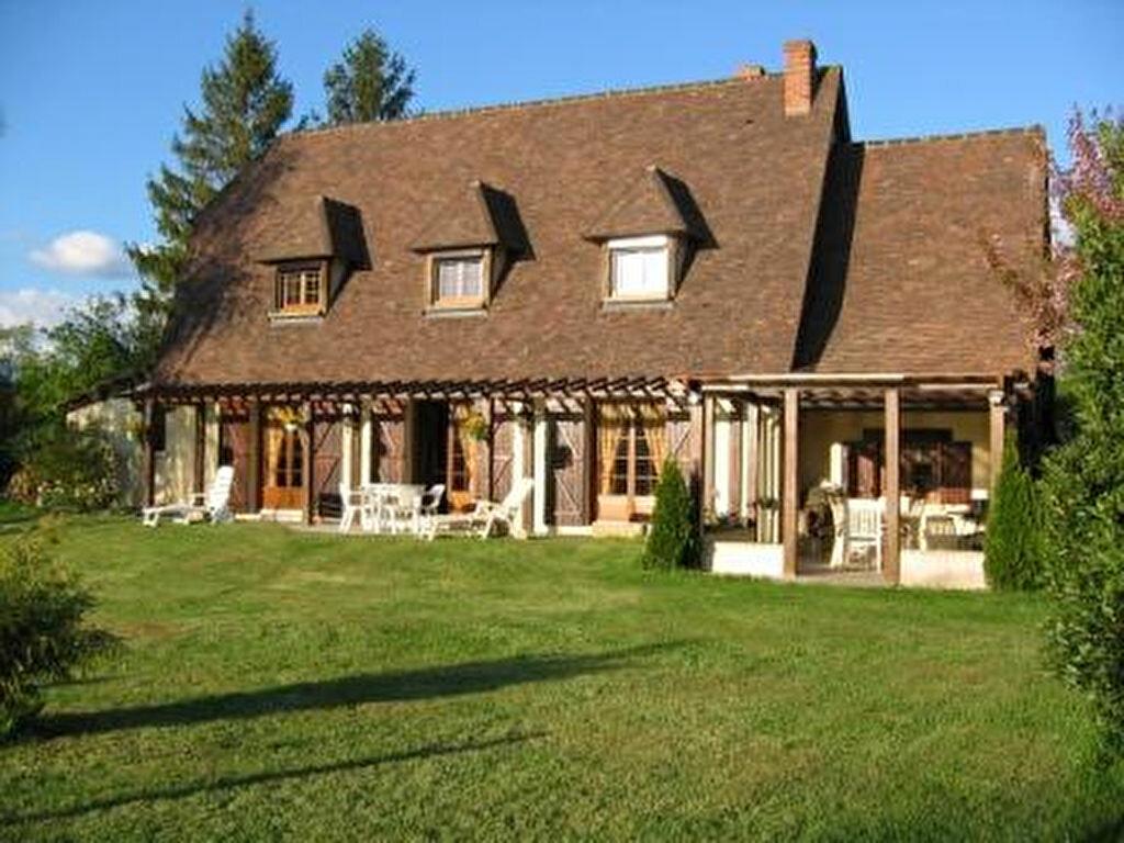 Maison à vendre 9 160m2 à Ivry-la-Bataille vignette-1