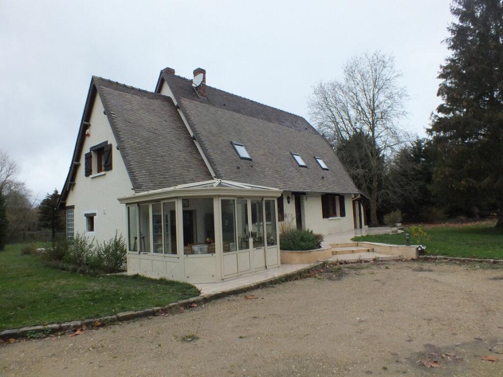 Maison à vendre 9 160m2 à Ivry-la-Bataille vignette-13