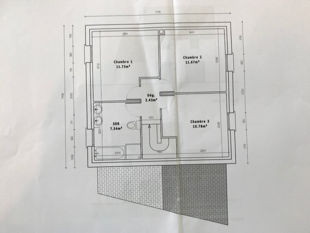 Maison à vendre 5 90m2 à Maulette vignette-3
