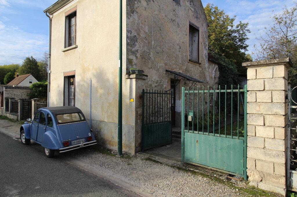 Maison à vendre 3 55m2 à Crouy-sur-Ourcq vignette-1