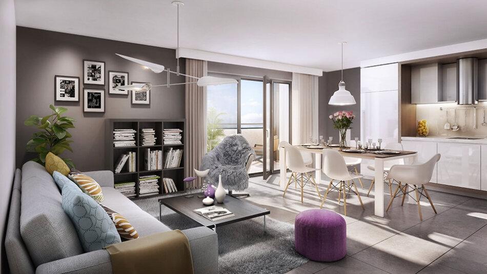 Appartement à vendre 1 32m2 à Nice vignette-2