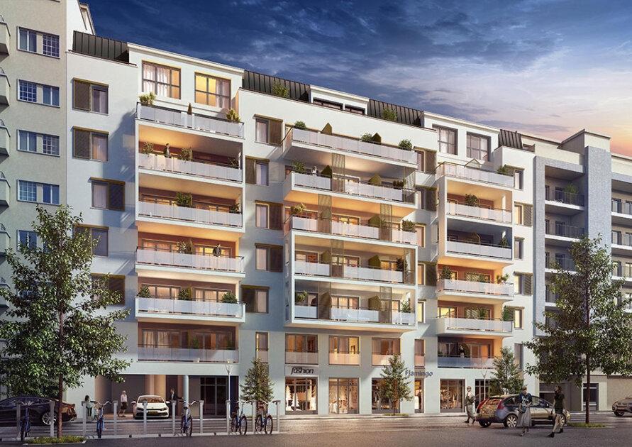 Appartement à vendre 2 32m2 à Nice vignette-1