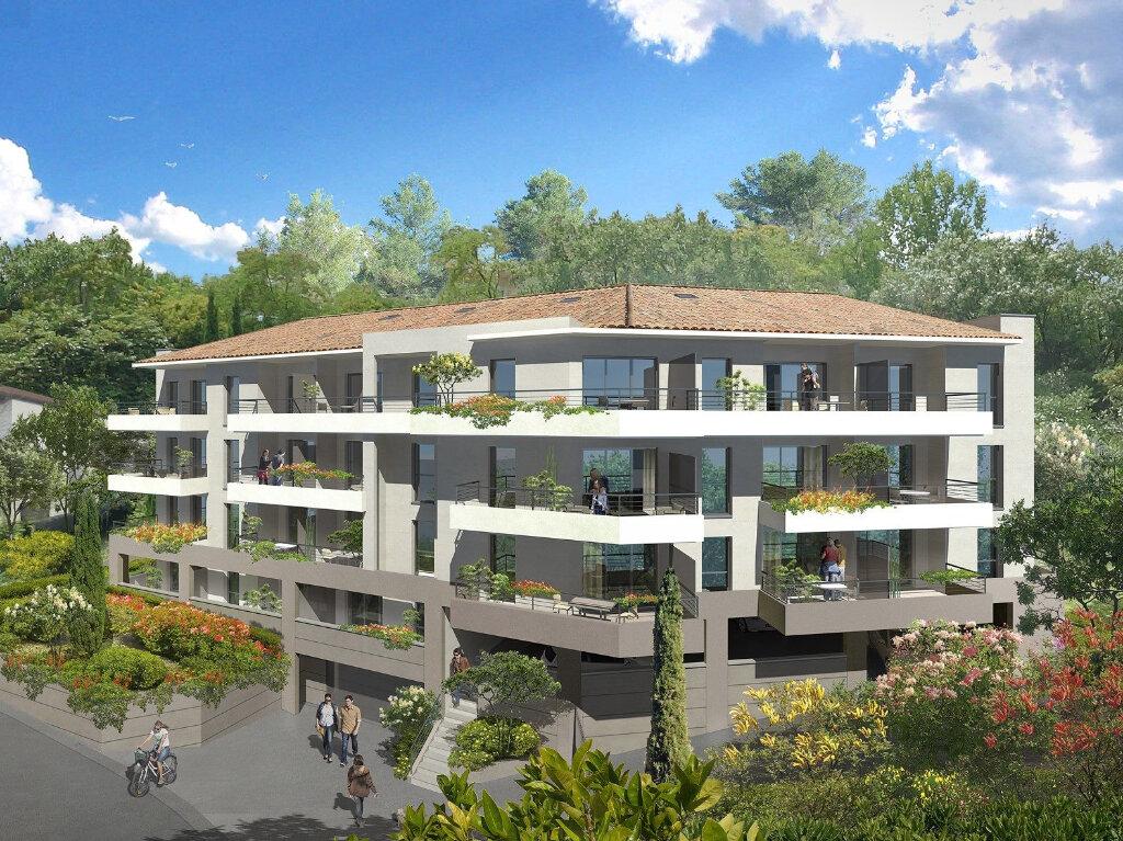 Appartement à vendre 2 40.8m2 à Nice vignette-1