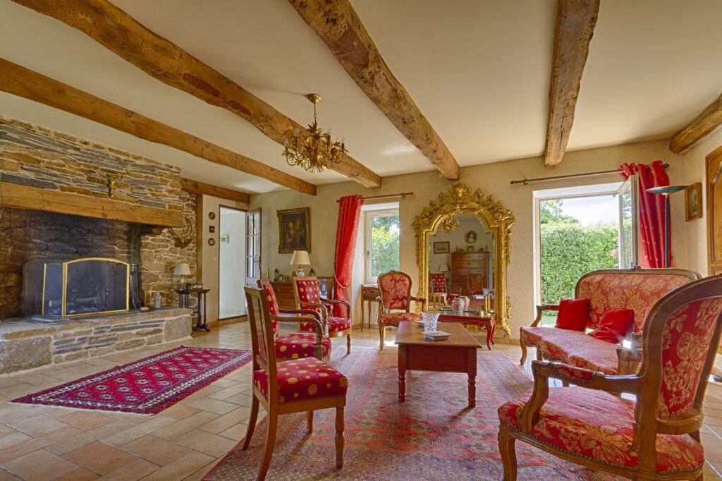 Maison à vendre 11 300m2 à Saint-Guyomard vignette-3
