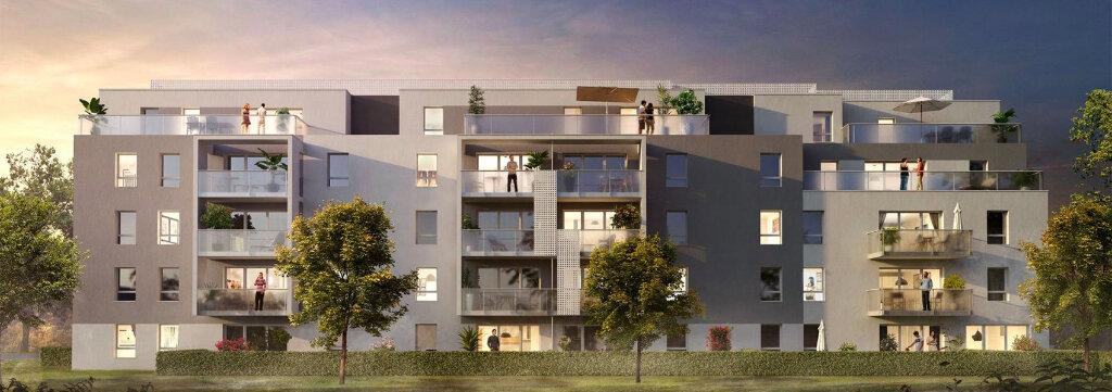 Appartement à vendre 3 63m2 à Vannes vignette-1