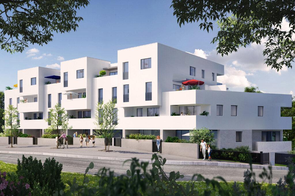 Appartement à vendre 3 70.25m2 à Metz vignette-1