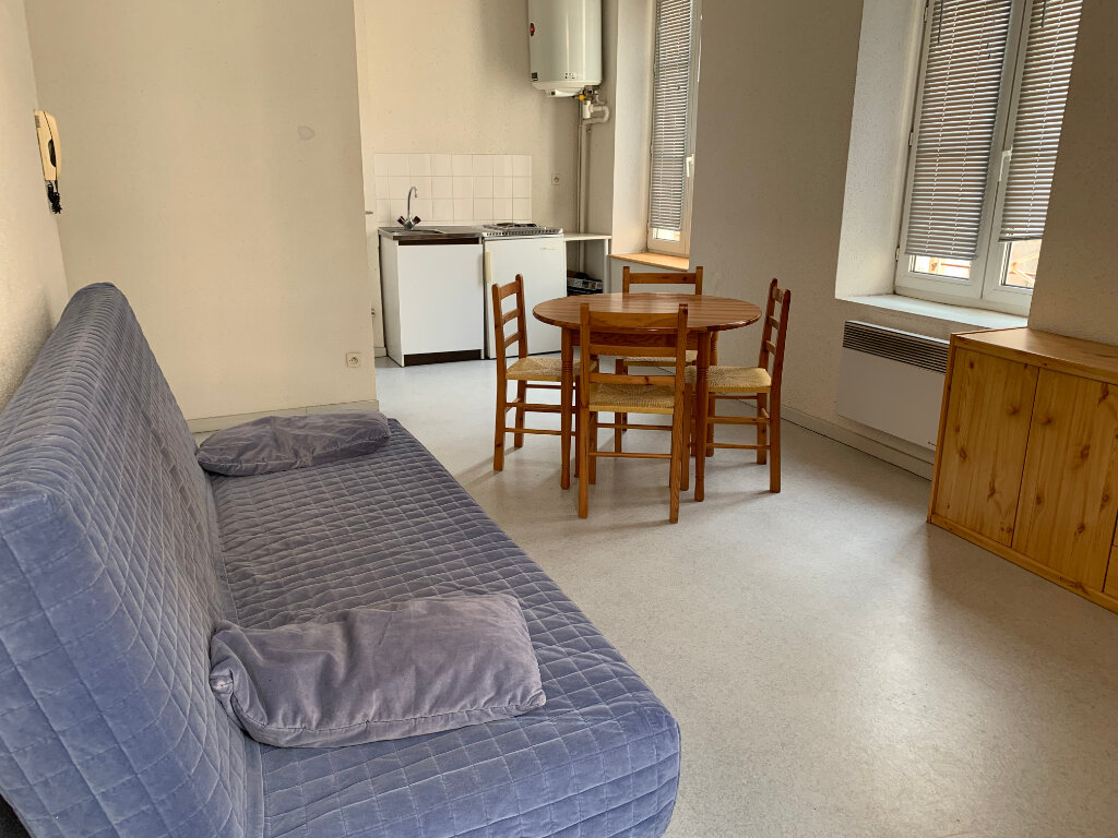 Appartement à louer 1 22m2 à Metz vignette-2