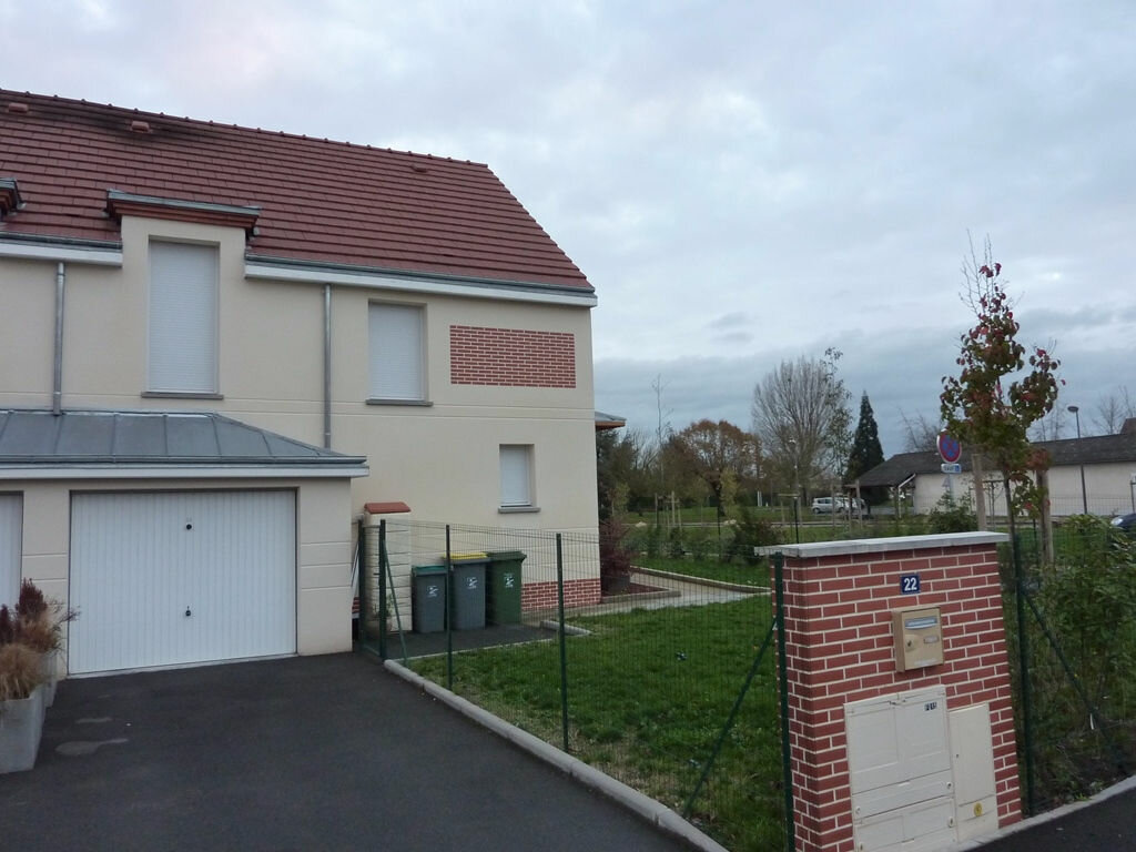 Maison à louer 4 96.2m2 à Orléans vignette-1
