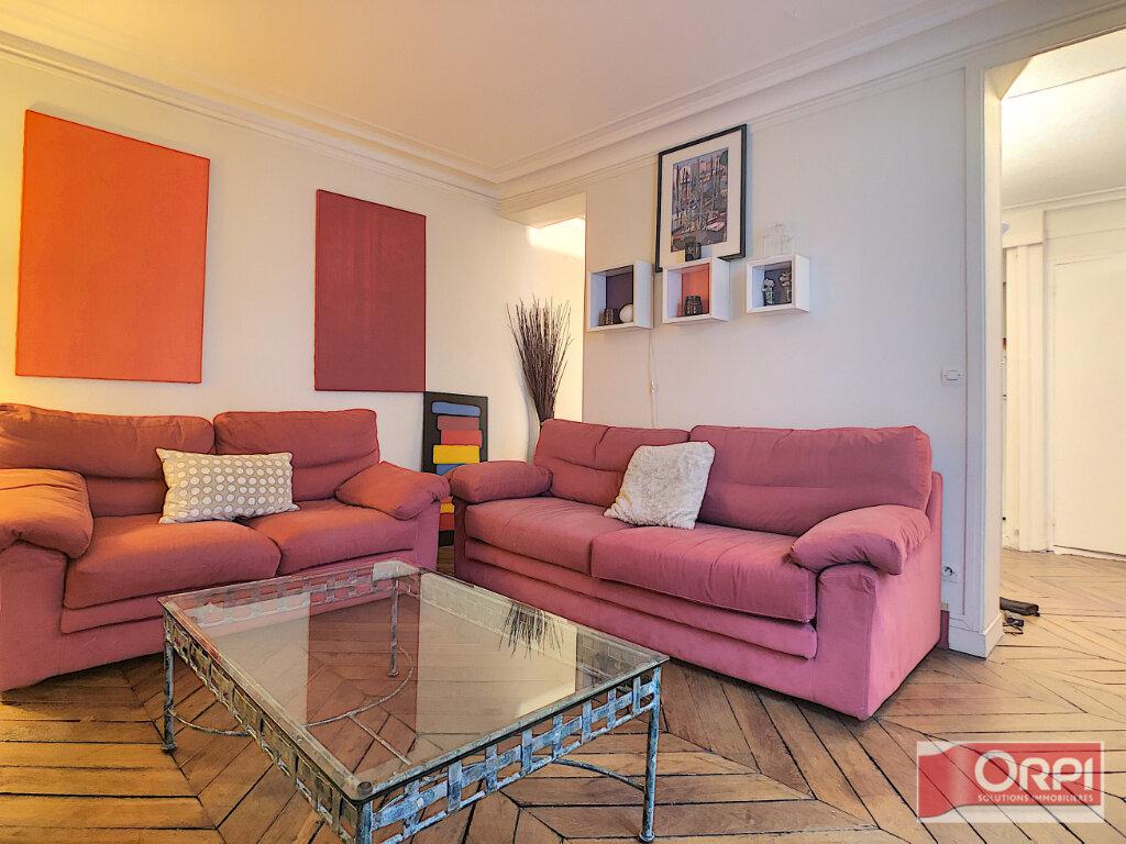 Appartement à louer 2 43m2 à Paris 6 vignette-2