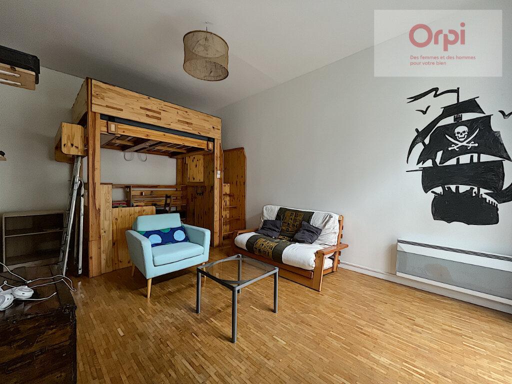 Appartement à louer 1 32m2 à Paris 14 vignette-2