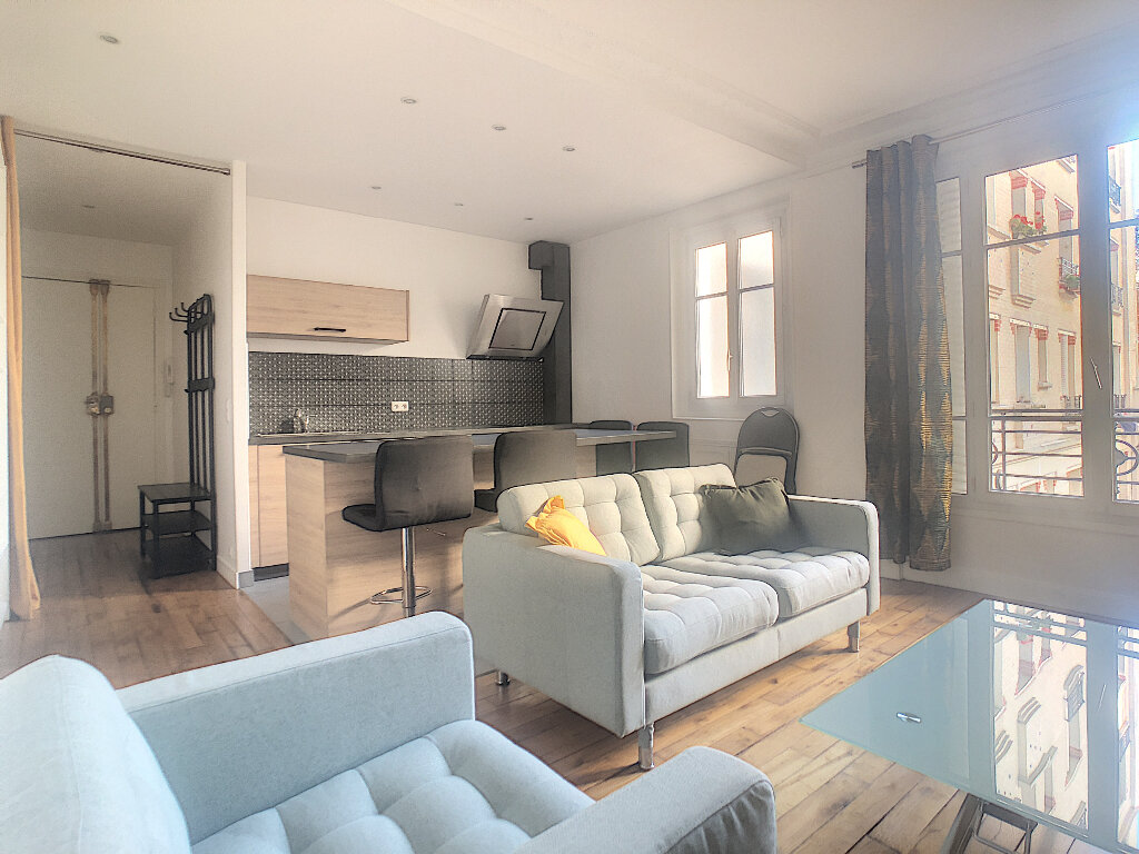 Appartement à louer 2 45.69m2 à Paris 14 vignette-2