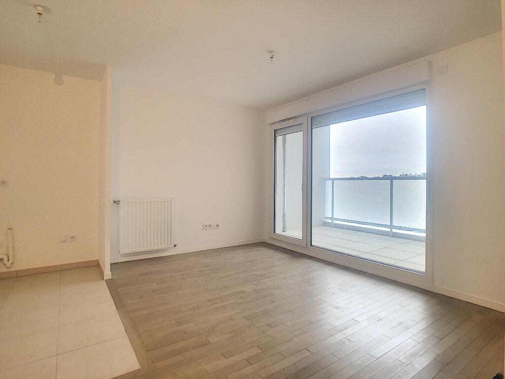 Appartement à louer 2 42.48m2 à Bagneux vignette-1