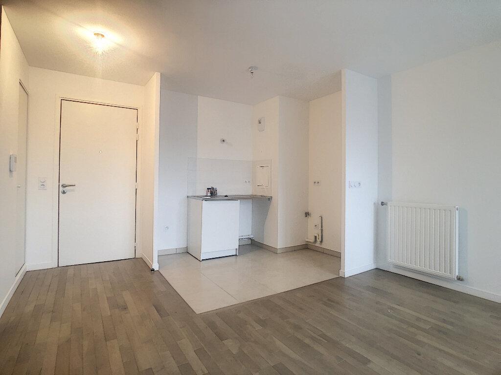 Appartement à louer 2 42.48m2 à Bagneux vignette-2