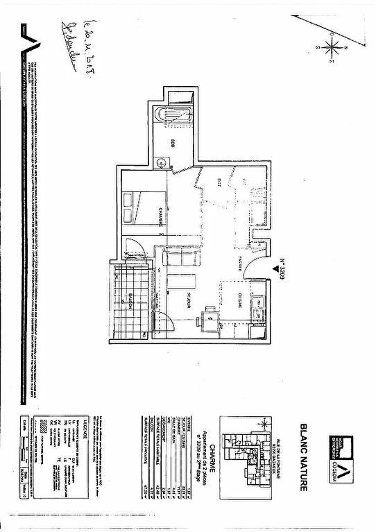Appartement à louer 2 42.48m2 à Bagneux vignette-9