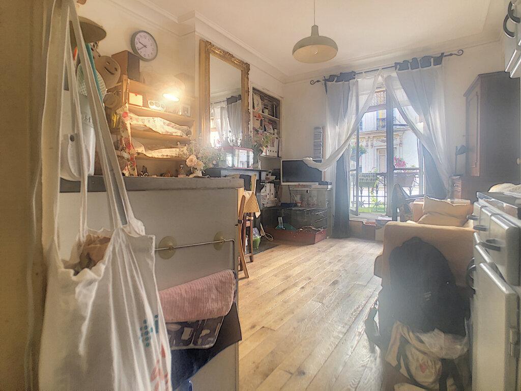 Appartement à vendre 2 32m2 à Paris 13 vignette-2