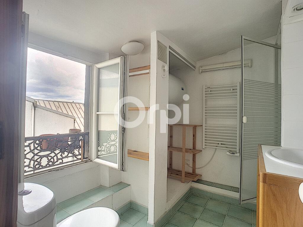 Appartement à louer 1 22.26m2 à Paris 14 vignette-4