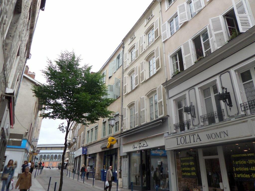 Appartement à louer 2 28m2 à Limoges vignette-1