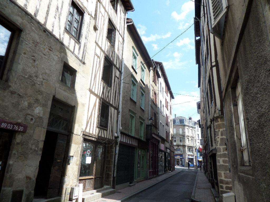 Appartement à louer 1 20m2 à Limoges vignette-6