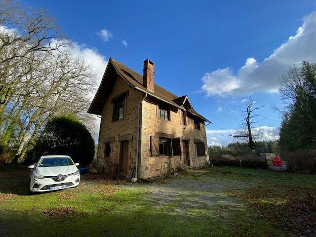Maison à louer 3 86m2 à Saint-Priest-Taurion vignette-1