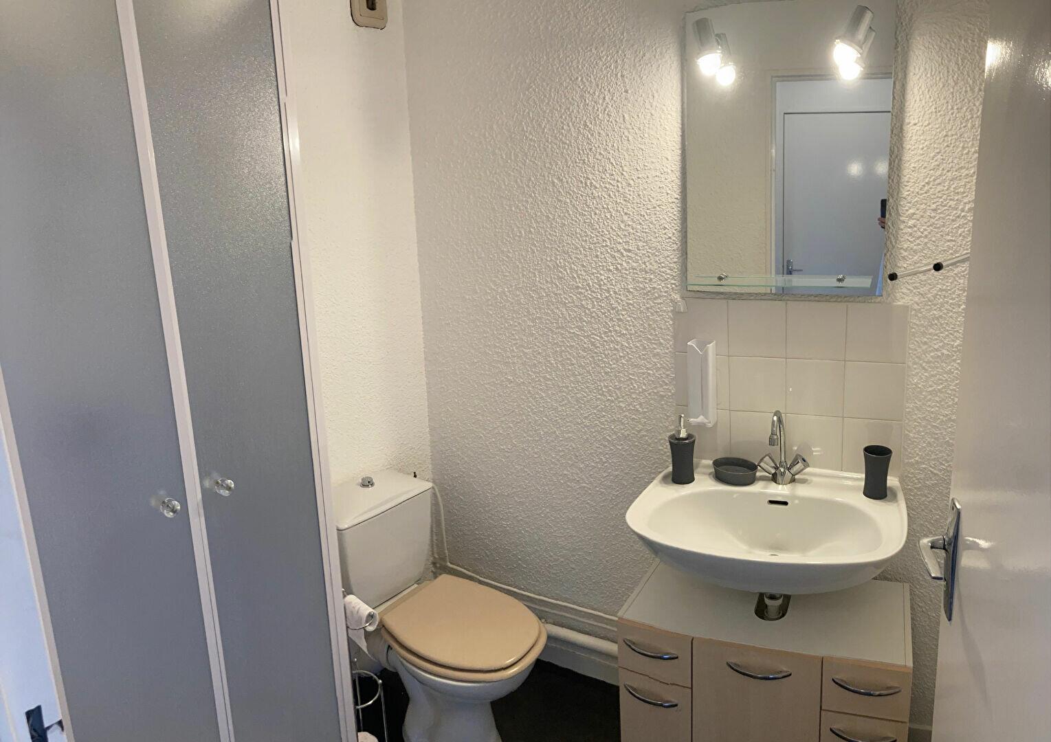 Appartement à louer 1 24.52m2 à Limoges vignette-4