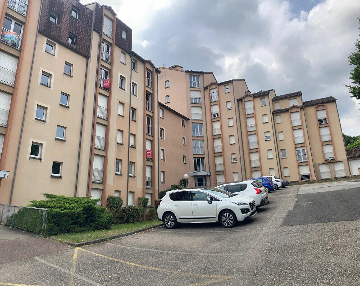 Appartement à louer 1 24.52m2 à Limoges vignette-5