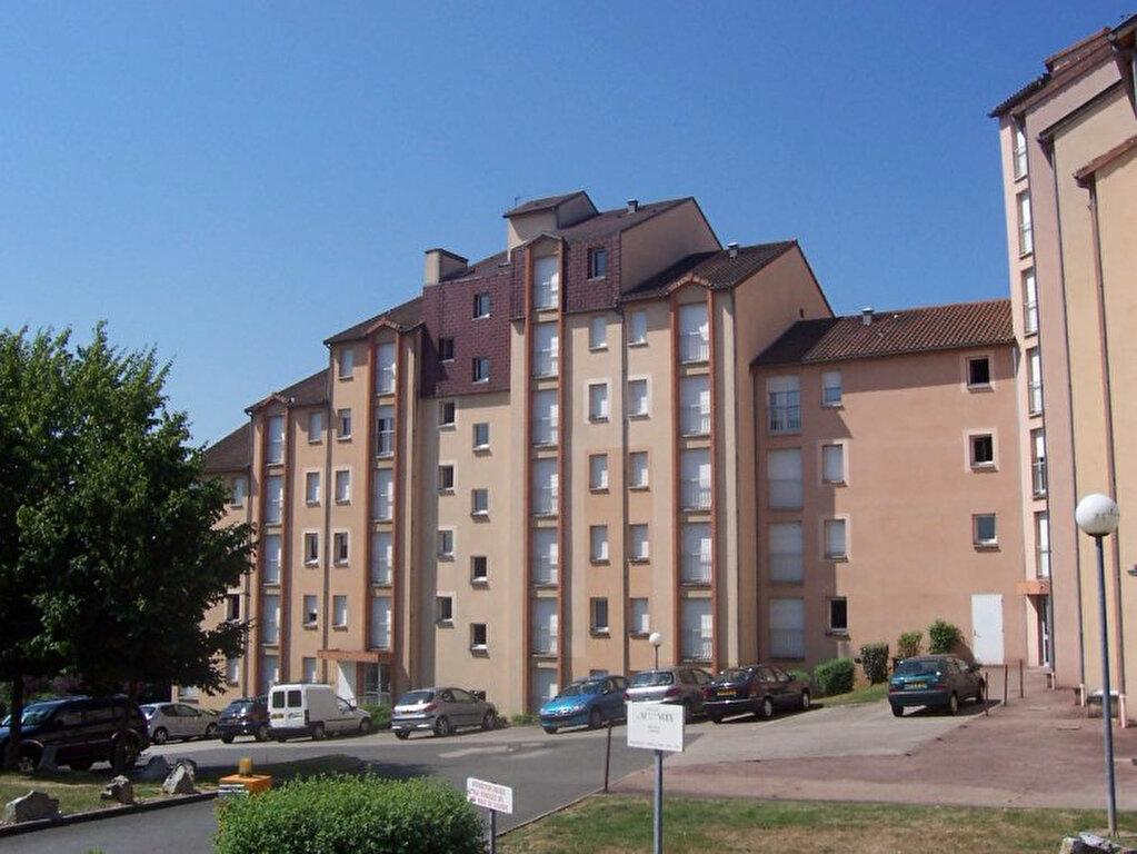 Appartement à louer 1 25m2 à Limoges vignette-4