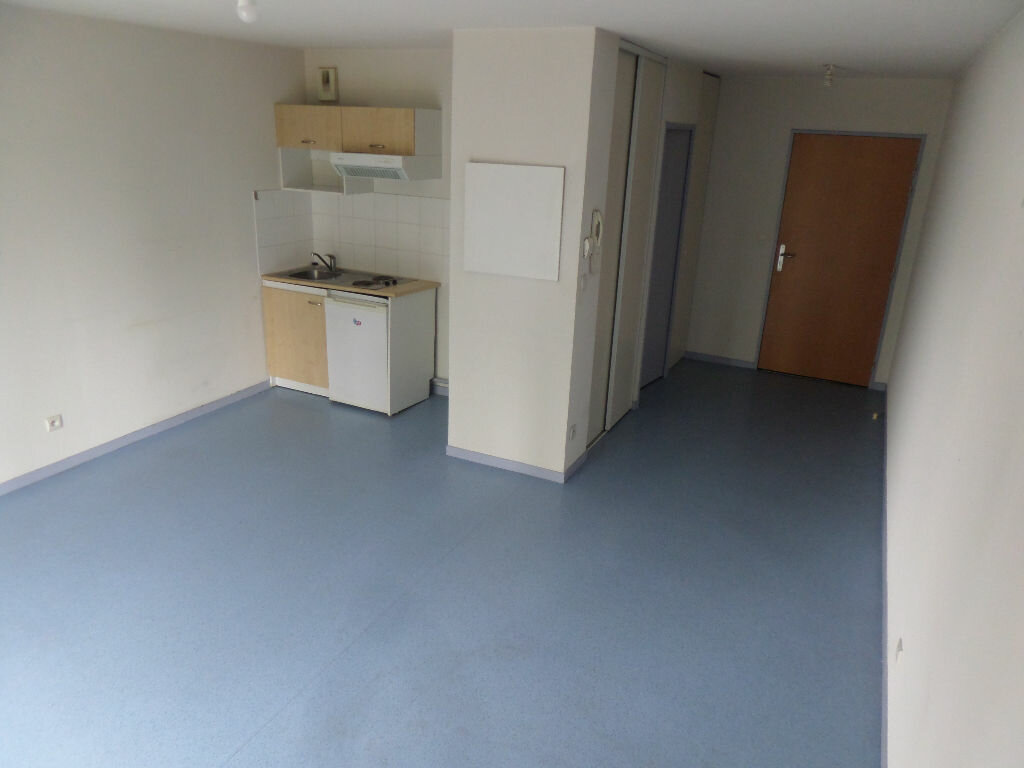 Appartement à louer 1 30.5m2 à Limoges vignette-4