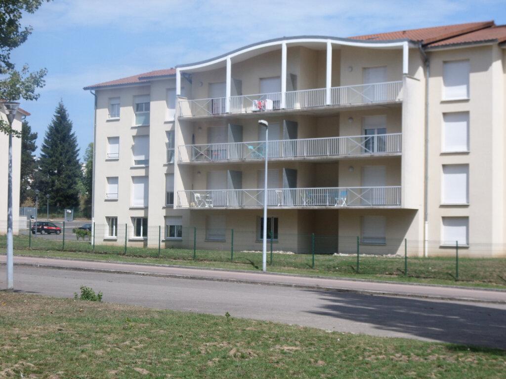 Appartement à louer 1 25.34m2 à Limoges vignette-1