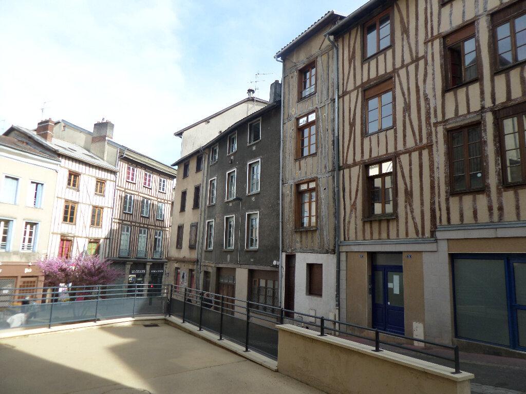 Appartement à louer 1 18m2 à Limoges vignette-5