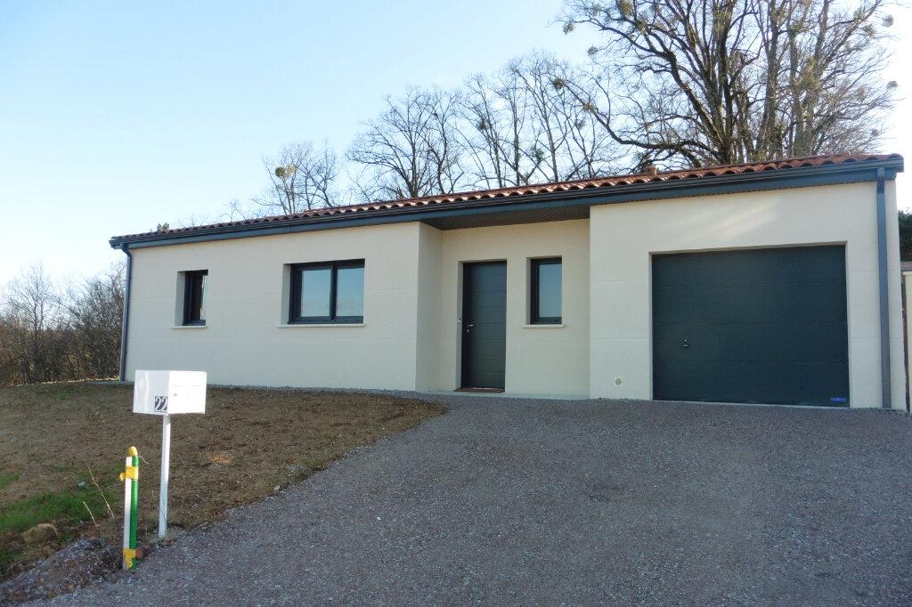 Maison à louer 4 100m2 à Limoges vignette-1