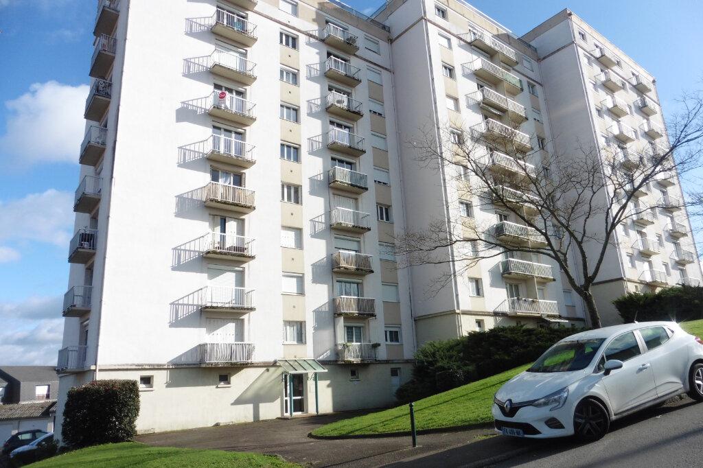 Appartement à louer 1 24.92m2 à Limoges vignette-1