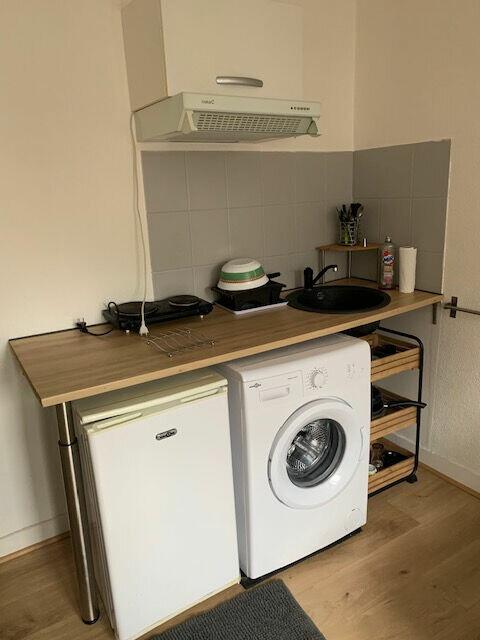 Appartement à louer 1 16.94m2 à Limoges vignette-2