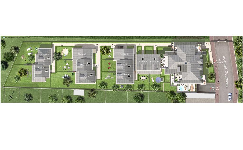 Maison à vendre 4 85.05m2 à Antony vignette-2