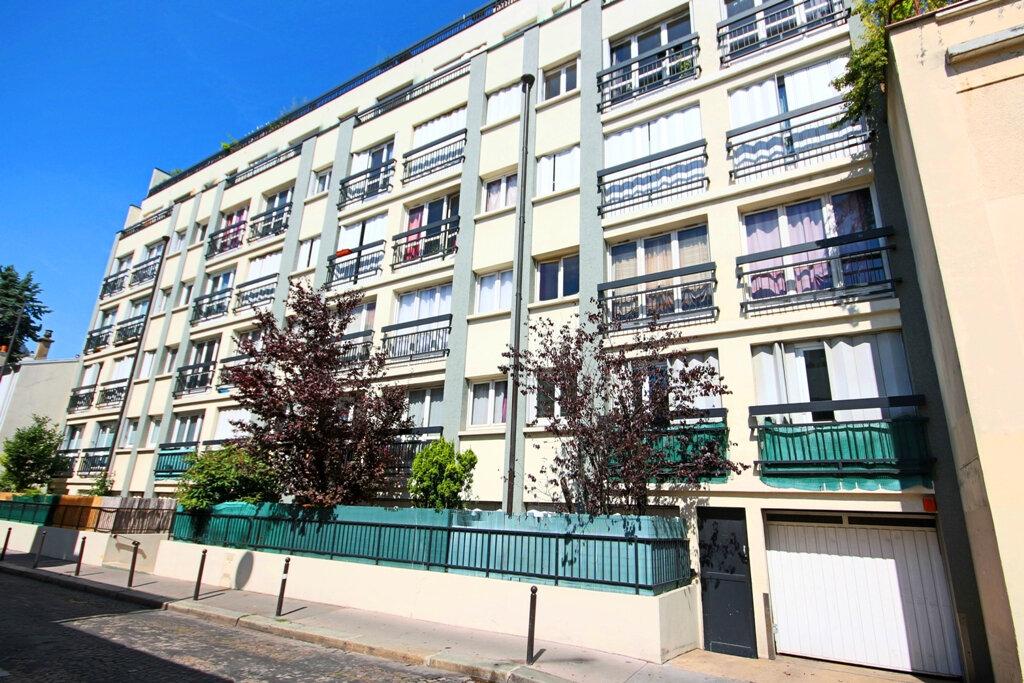 Stationnement à vendre 0 10.51m2 à Paris 20 vignette-1