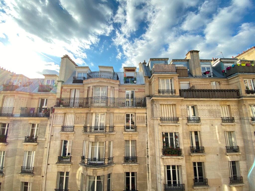 Appartement à vendre 4 72.57m2 à Paris 20 vignette-1