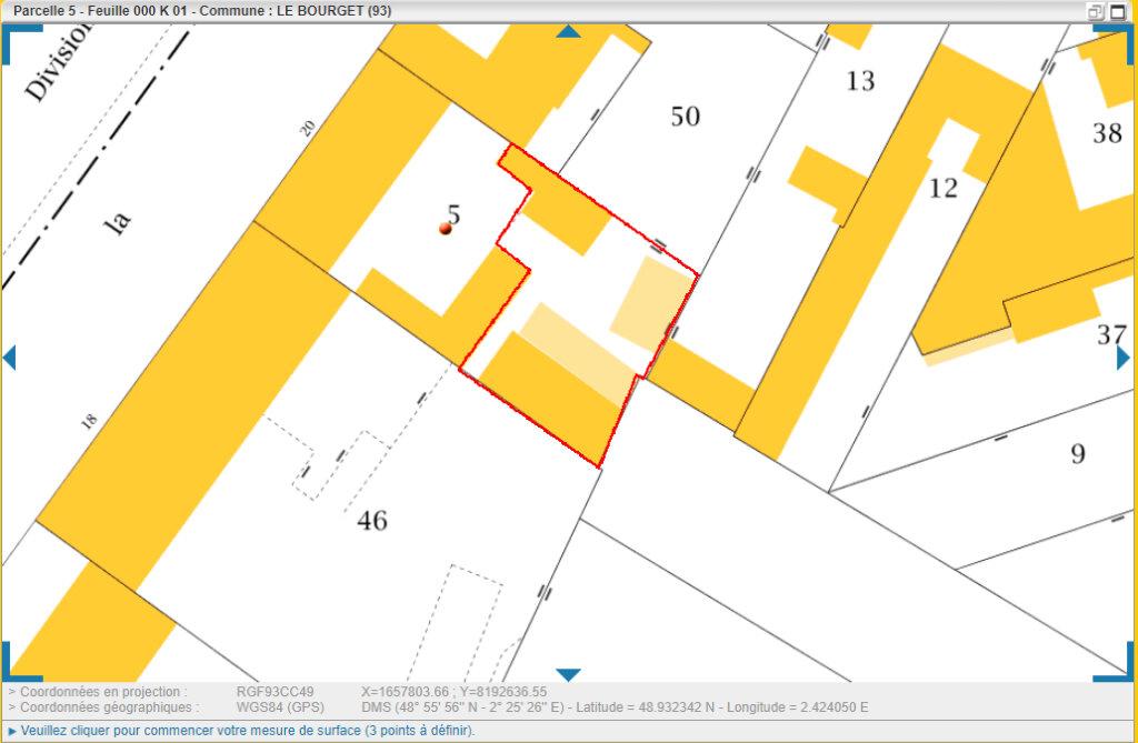 Immeuble à vendre 0 547m2 à Le Bourget vignette-4