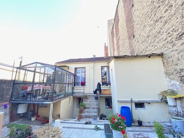 Maison à vendre 6 103m2 à Aubervilliers vignette-2