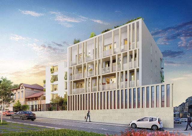 Appartement à louer 2 36.1m2 à Villefranche-sur-Saône vignette-1