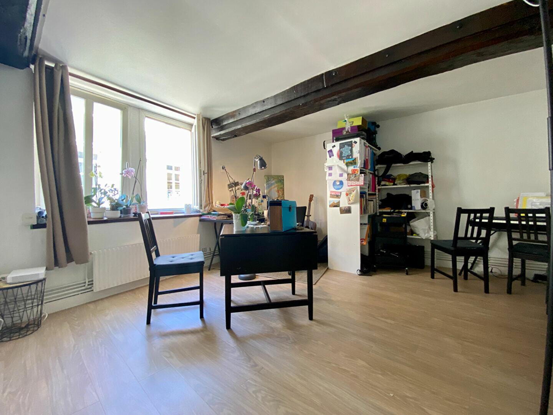 Appartement à louer 1 33m2 à Rouen vignette-1