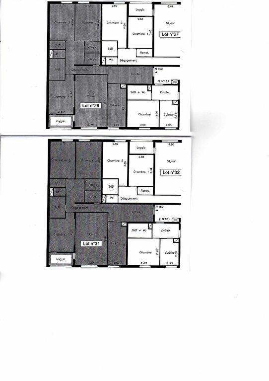 Appartement à vendre 8 184.6m2 à Rouen vignette-2