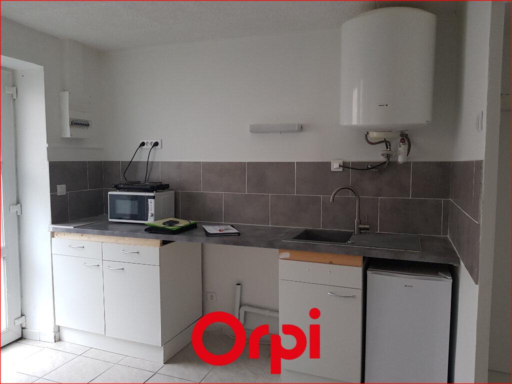 Appartement à louer 1 18.81m2 à Aubière vignette-3